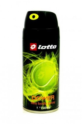 Lotto - Lotto Power Erkek Deodorant 150Ml