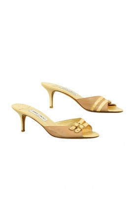 Original Seconds - Jimmy Choo Bej Terlik
