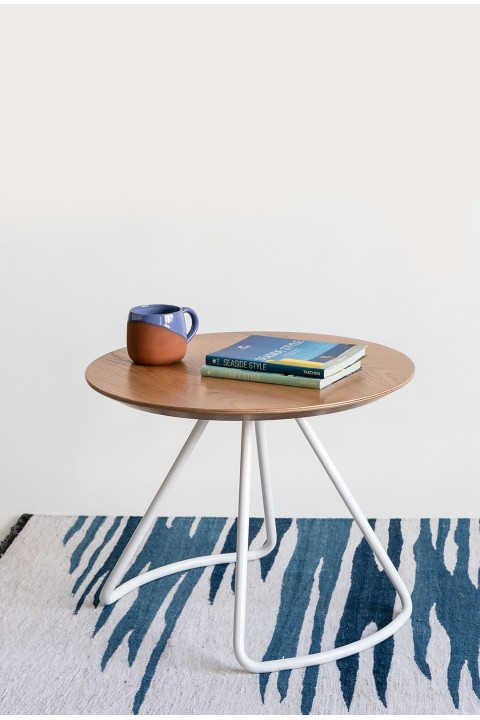 Studio Kali Sama Coffee Table Oak-White Sehpa