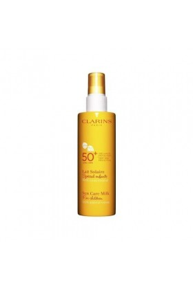 Clarins - Clarins Sun Care Milk For Chıldren %100 Mineral Screen SPF50  150 Ml