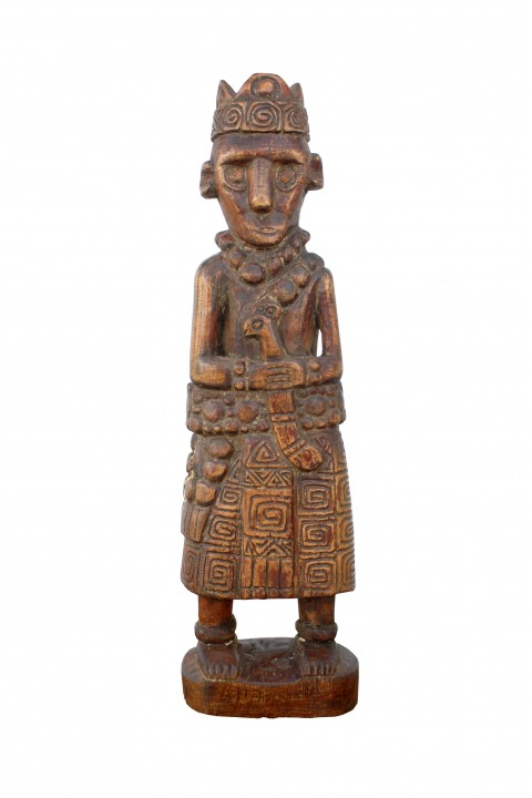 Sauca Collection Statue 2 / Old