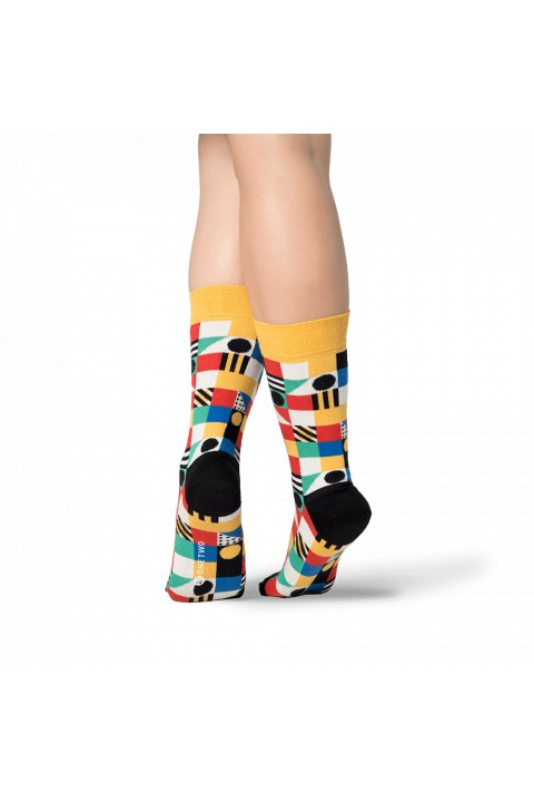 One Two Sock	 Dama