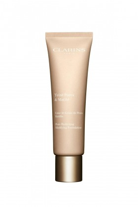 Clarins - Clarins Pore Perfecting Matifying Foundation 03 Nu