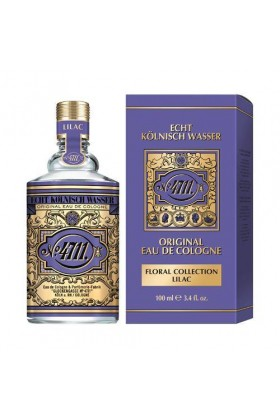 Muelhens - 4711 Original Eau De Cologne Floral Collection Lilac EDC 100 Ml Unisex