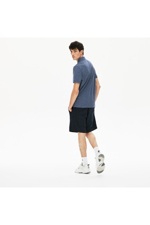 Lacoste Lacoste Erkek Regular Fit Mavi Paris Polo
