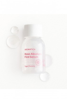 Aromatica - Aromatica Rose Absolute First Serum Mini - Gül Serumu Mini 20ml
