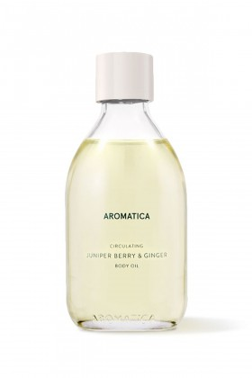 Aromatica - Aromatica Circulating Body Oil Juniper Berry & Ginger