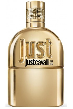 Roberto Cavalli Parfüm - Roberto Cavalli Rc Just Cavalli Gold Woman Edp 75 Ml