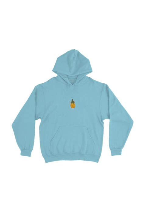 Valuebyvalue Pineapple Patched Hoodie