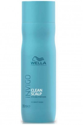 Wella - Wella İnvigo Clean Scalp Anti Dandruff Şampuan 250 ml