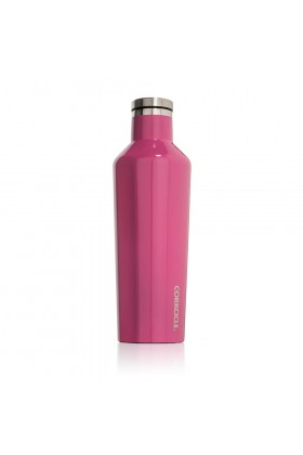 Corkcicle - Gloss Pink Canteen