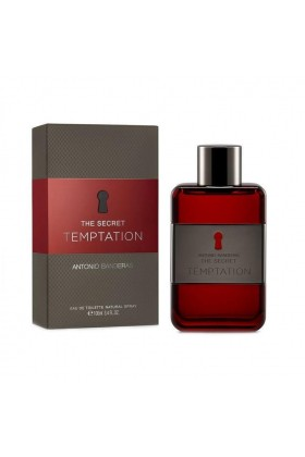 Antonio Banderas - Antonio Banderas The Secret Temptation EDT 100 ml Erkek Parfüm