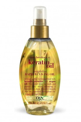 Organix - Organix Keratin Oil Papid Reviving Oil 118 ml