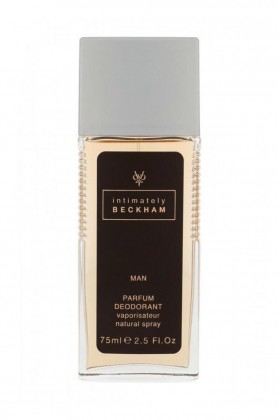 Davidoff - David Beckham Intimately Deodorant 75 ml