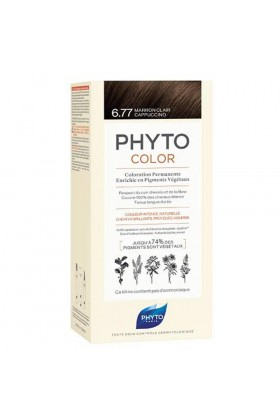 Phyto - PHYTO PHYTOCOLOR 6.77 - Cappuccino Kahve