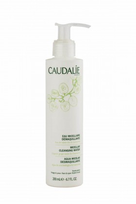 Caudalie - CAUDALIE Make Up Remover Cleansing Water 200 ml - Makyaj Temizleme Suyu