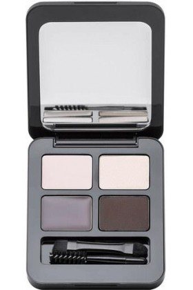 Note - Note Total Look Brow Kit 03 Brunettes