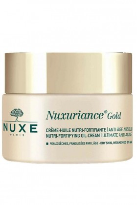 Nuxe - Nuxe Nuxuriance Gold Nutri Fortifying Oil Cream 50 ml