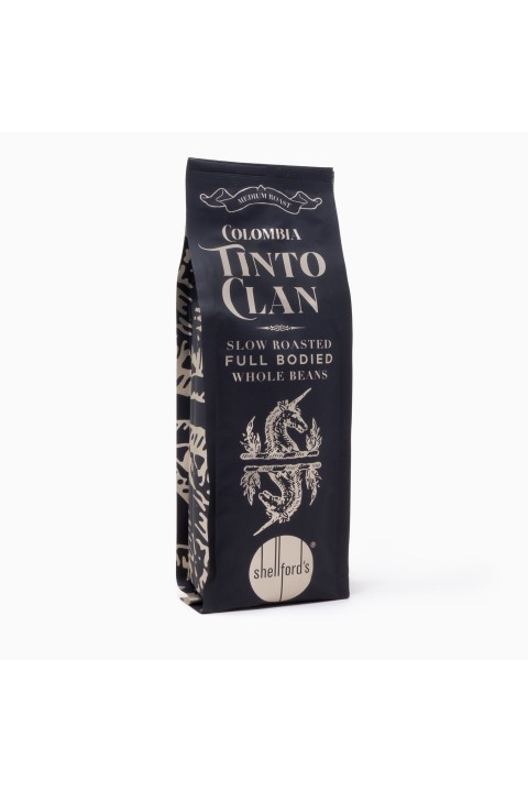 Shellford's Colombia Tinto Clan Kahve 250 gr.