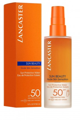 Lancaster - Lancaster Sun Beauty Protective Waters Spf50 150Ml