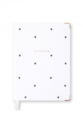 Chapters - Notebook - Hearts
