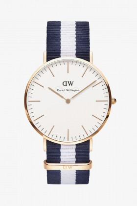 Daniel Wellington - Glasgow Man 40mm  Kol Saati